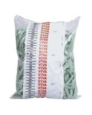 Elastico fettuccia verde Ø100 t8 sacco da 1kg F8X100 8012212906744 F8X100_34157