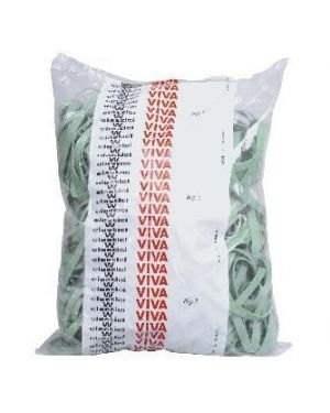 Elastico fettuccia verde Ø120 t8 sacco da 1kg F8X120 8014035000661 F8X120_34158