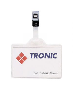 Portanome c - clip favorit 388 pz.50 FAVORIT 100460578 8006779060001 100460578_36297 by Favorit