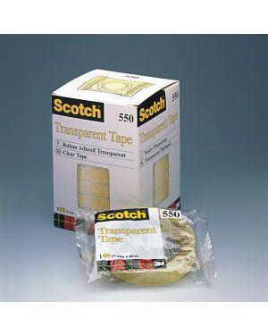 Torre 8 rt nastro adesivo scotch® 550 19mmx66m in ppl 7100194348 3134375261708 7100194348