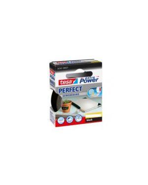 Nastro adesivo telato 38mmx2,7mt nero 56343 xp perfect 56343-00034-03_37932