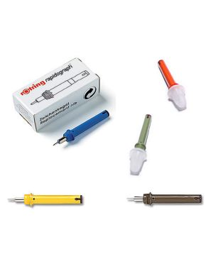 Punta 0.18 per penna a china rapidograph S0219110 4006856755039 S0219110_38459 by Rotring