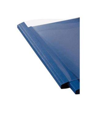 100 cartelline termiche 4mm blu business line leather IB451027 13465451027 IB451027_39466 by Gbc