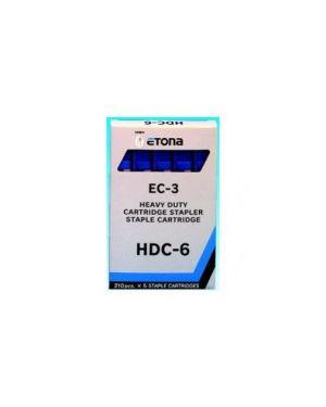 5 caricatori da 210 punti hdc-6 per etona ec-3 034D064602_40399 by Etona