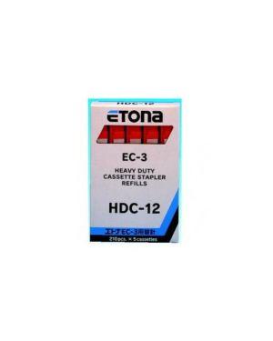 5 caricatori da 210 punti hdc-12 per etona ec-3 034D124702_40402 by Etona