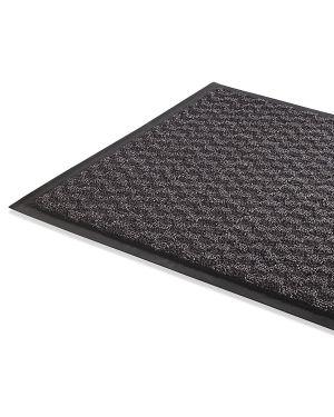 Tappeto nomad aqua tessile 65 60x90cm grigio 93071_45035