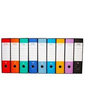 Registratori commerciale 8cm rosso Brefiocart 0201156R 8014819005356 0201156R
