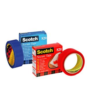 Nastro antieffrazione blu scotch 820-3533-s 35mmx33mt 3m 94826 3134375007252 94826_46167
