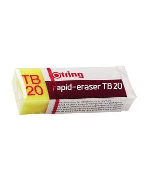 Box 20 gomme rotring tb20 rapid eraser per matita e china S0194611 4006856551358 S0194611_46201 by Esselte