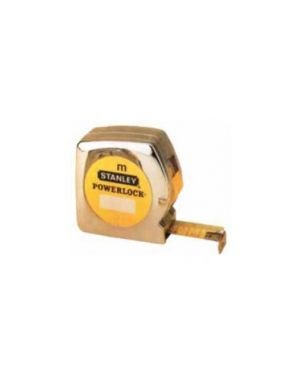 Flessometro stanley powerlock 5mt/19mm koh i noor M33194_46214
