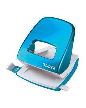 Perforatore leitz 5008 wow azzurro metallizzato LEITZ 50081236 4002432395965 50081236