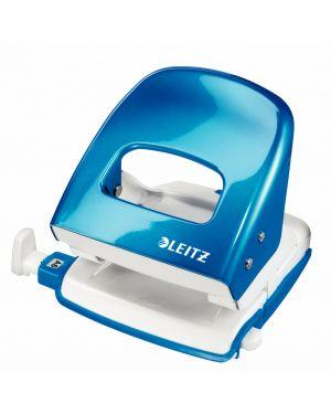 Perforatore 2 fori 5008 wow blu metal max 30fg leitz 50081236 4002432395965 50081236