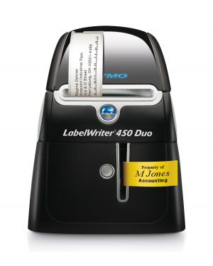 Etichettatrice labelwriter 450 duo dymo S0838920 3501170838921 S0838920