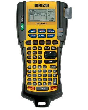 Etichettatrice industriale rhino 5200 in kit dymo S0841400 3501170841402 S0841400