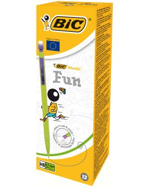 Scatola 12 portamine 0.7mm matic combos bic 8209602 3086126604602 8209602 by Bic