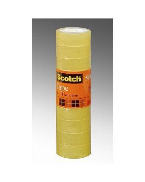 Torre 10 rt nastro adesivo scotch® 508 15mmx10m in ppl 7100213207 4001895914140 7100213207