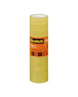 Torre 10 rt nastro adesivo scotch® 508 15mmx33m in ppl 7100213206 4001895919886 7100213206