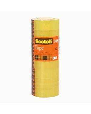 Torre 8 rt nastro adesivo scotch® 508 19mmx33m in ppl 7100213205 4001895919947 7100213205