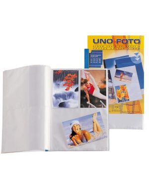 Album porta foto a 40 spazi 15x21 f.to 22x30cm 55250307_48123 by Esselte