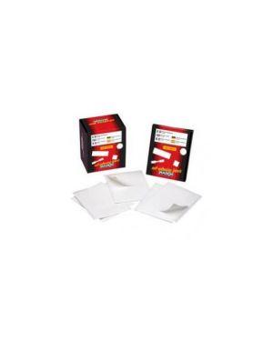 Etichetta adesiva c/502 rosso 100fg in a4 (8 et. 105x72mm) 210C502RO_48471