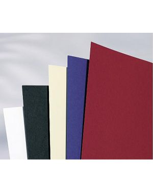 Scatola 100 copertine rilegatura traditional a4 220gr carton.bianco liscio gbc CE080070 8019152050018 CE080070