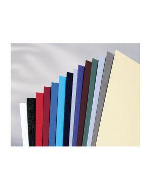 100 copertine leathergrain 250gr a4 verde scuro goffrato CE040045 5028252218474 CE040045