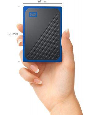 My passport go ssd 500gb Sandisk WDBMCG0010BBT-WESN 718037867724 WDBMCG0010BBT-WESN by No
