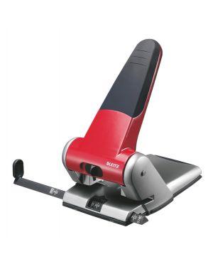Perforatore 2 fori rosso mod.5180 max 65fg leitz 51800125_49713 by Esselte