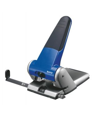 Perforatore 2 fori blu mod.5180 max 65fg leitz 51800135_49714 by Esselte