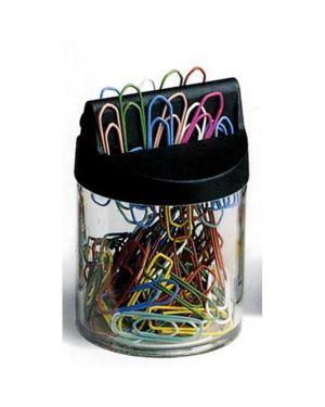Dispenser magnetico 125 fermagli colori metal n.2 mm26 leone color FXM2 8007979001641 FXM2_49764