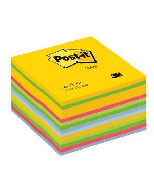 Blocco cubo 450foglietti post-it® 76x76mm 2030-u ultracolor 7100172383 4046719274116 7100172383