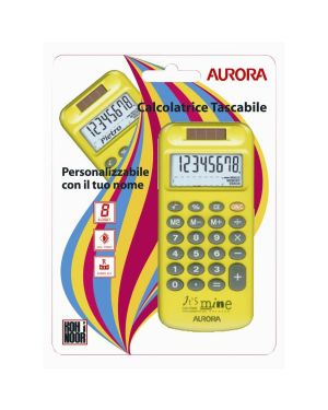 Calcolatrice da tasca Aurora NHC300V 6925781413082 NHC300V_50085 by Aurora K.i.n.