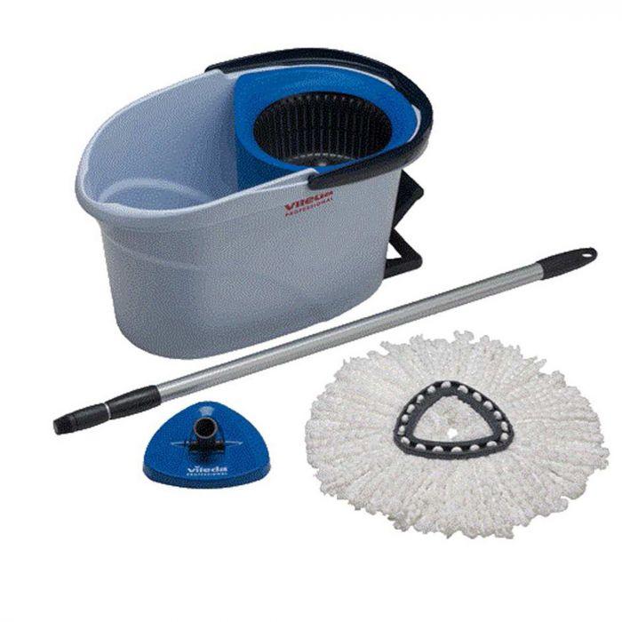 Kit completo sistema di pulizia spraypro vileda 145129 4023103178908 145129 by Vileda
