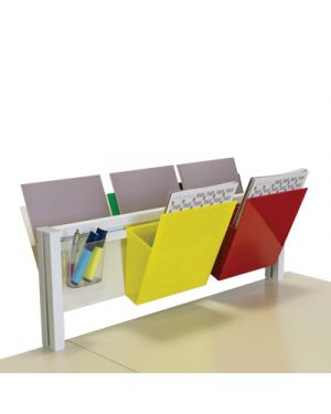 Barra da scrivania attrezzabile inuno cm.130 STUDIO T 1605027 8033162462340 1605027