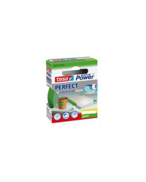 Nastro adesivo telato 38mmx2,7mt verde 56343 xp perfect 56343-0003903_51407 by Tesa