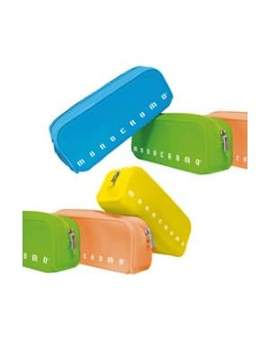 Bustina silicone soft touch 80x200x60mm colori assortiti fluo monocromo pigna 22804800 8005235152724 22804800 by Pigna
