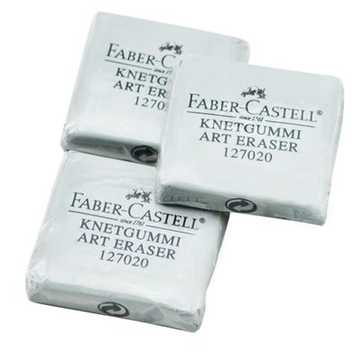 Gomma faber castell pane 7020 - 18 pz. 18 FABER CASTELL 127154 4005401013488 127154_51487 by No