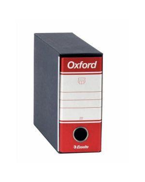 Registratore oxford g81 rosso Esselte 390781160 8004157741160 390781160