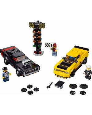 2018 dodge challenger Lego 75893 5702016370973 75893
