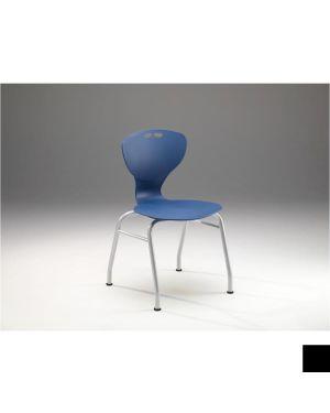 seduta fissa a 4 piedi   blu Sirianni I-AM/PP-BLU  I-AM/PP-BLU