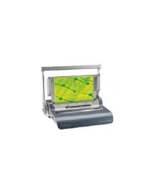 Rilegatrice manuale quasar wire a dorso metallico 3:1 5224101_53026