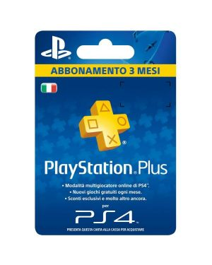 Playstation plus card hang 90 days Sony 9811749 711719811749 9811749