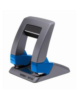 Perforatore 2 fori max 30fg rapid sp30 nero/grigio 24127301_53162 by Esselte