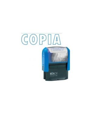 """Timbro printer 20/l0126 """"pagato"""" 14x38mm colop PRINTER.20/L0126_53183"""