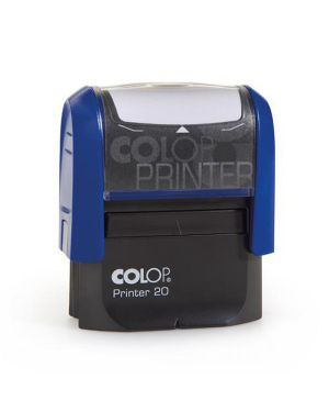 """Timbro printer 20 - l g7 autoinchiostrante 14x38mm """"copia conforme.."""" colop PRINTER.20/L0139 9004362434351 PRINTER.20/L0139_53185"""