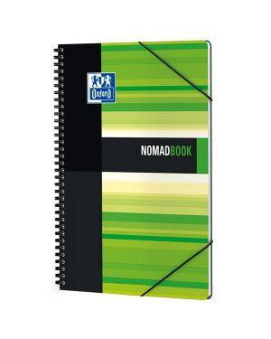 Maxi spiralato 240x310mm 5mm c - margine 90gr 80fg nomadbook oxford 400019522 3020120056630 400019522_53347