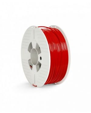 Filament 3d petg 2.85mm red 1kg Verbatim 55061V 23942550617 55061V