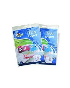 etichette bianche  150x115 Tico E-150115 8007827020183 E-150115