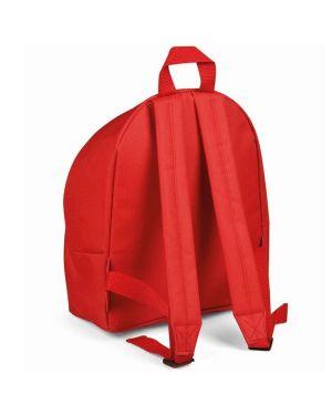 Mini zaino rosso cm. 25 x30 x17 Niji 5531-R 8002787553122 5531-R