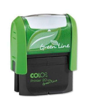 Printer20newgreenline Colop PR20G7.GL 9004362487906 PR20G7.GL